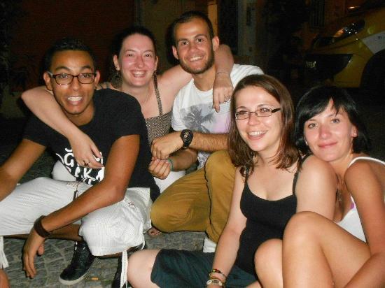 Planet Paprika Hostel: Friendship