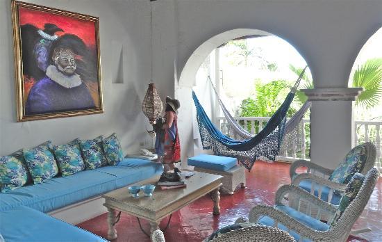 Casa Quero: Beautiful sitting area