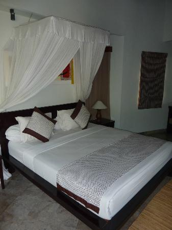 Villa Orchid Bali: Bedroom