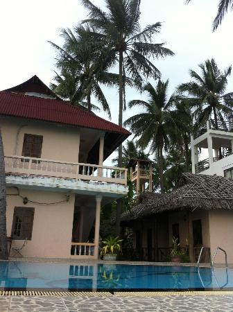 Hai Yen Family Resort : Außenanlage