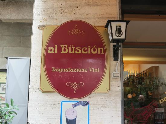 AL Buscion : Our favourite stop off for a Prosecco in Stresa