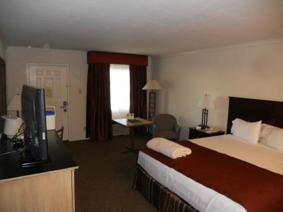 Scottsdale Plaza Resort: our room was comfy