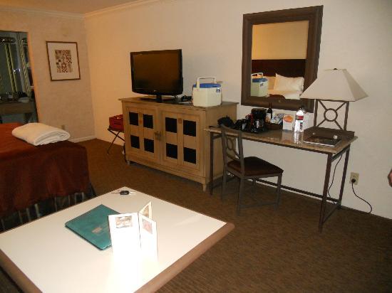 Scottsdale Plaza Resort: ground floor room