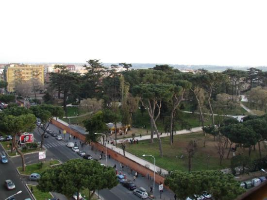 Appia Holiday B&B: Nice view from the room