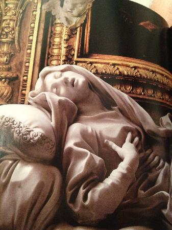 Rome with the Romans - Rome Guided Tours: The Ecstasy of Saint Therese by Bernini