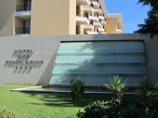 Hotel dos Templarios: fontana