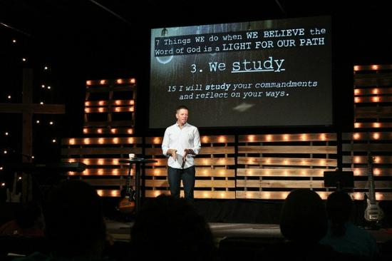 Life Pointe Church : Awesome Pastor !!