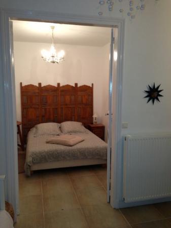 Les Beaux Monts : la chambre