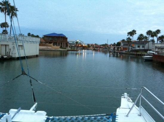 Southern Wave Sailing Charters : Amazing view