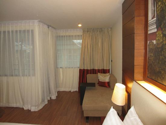 Novotel Phuket Vintage Park: Superior Room 4