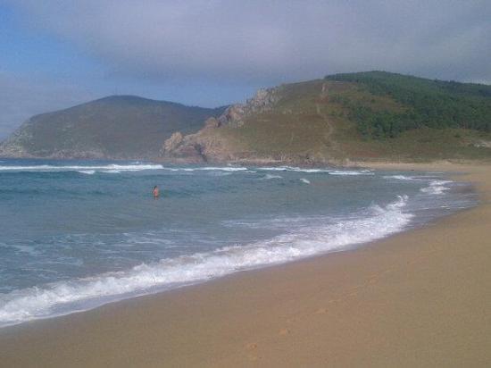 Hotel Mar da Ardora: a short beautiful walk to the beach