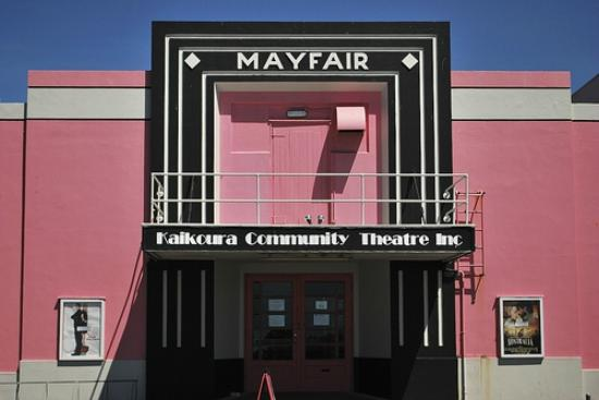 Mayfair Theatre: Mayfair Kaikoura Community Theatre Inc.