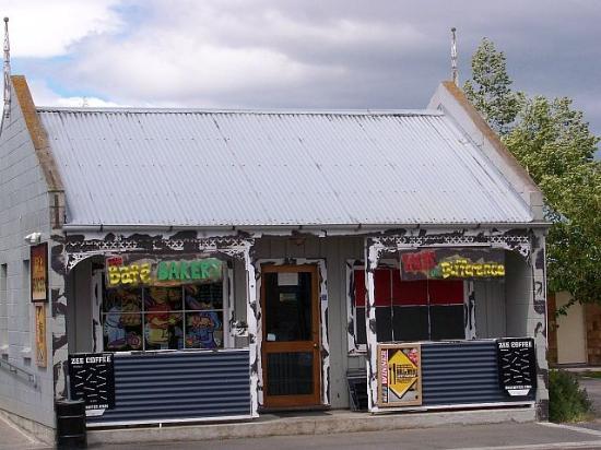 Lumsden, Nueva Zelanda: Dear Bafe