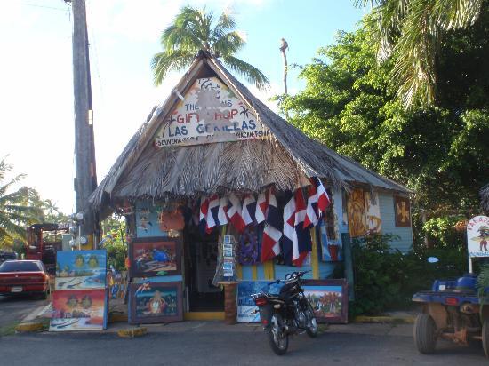 Grand Bahia Principe Cayacoa: Las Galeras shop