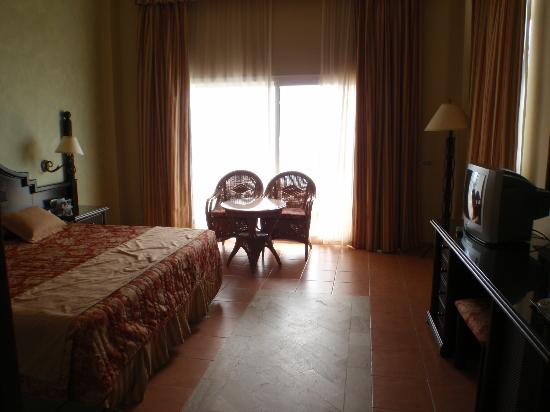 Grand Bahia Principe Cayacoa: Our oceanview suite