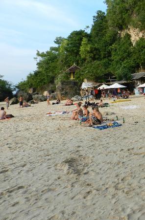 Padang Padang Beach: sympa