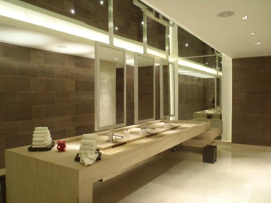 Example Of Public Bathrooms In The Hotel Picture Of