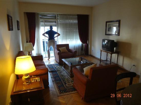 Trianon Residence Recoleta: sala