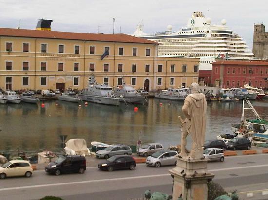 Hotel Gran Duca: Bienvenida al Hotel