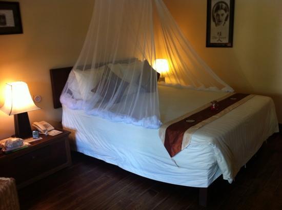 Pavillon d'Orient Boutique-Hotel: room 9 queen