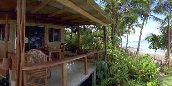 Cabinas Jimenez: one of the Waterfront Cabinas