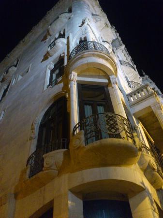 Casa Fuster Hotel: Балкон