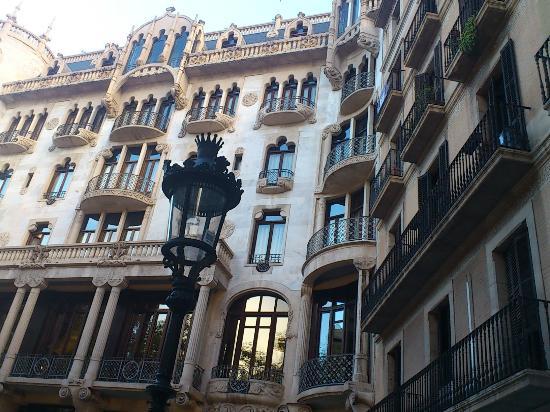 Casa Fuster Hotel: Hotel