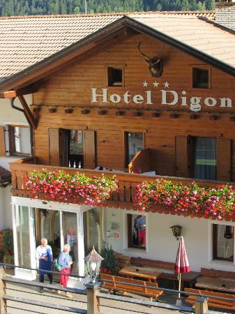 Hotel Digon: Immaculate hotel