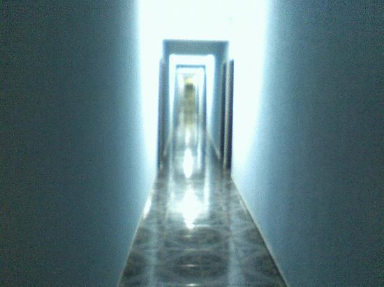 Hotel Real: pasillos