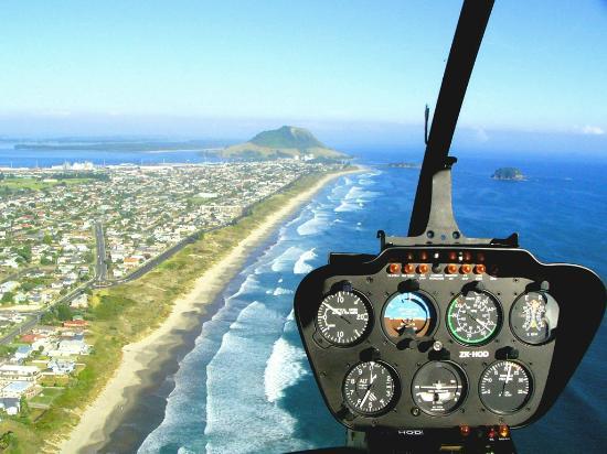 Mount Maunganui Tauranga - Aerius Helicopters