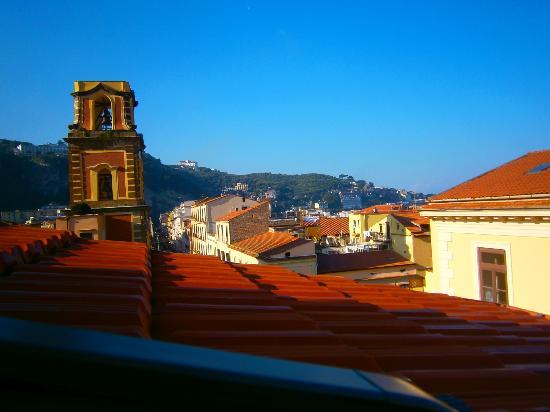 Palazzo Tasso: La Vista dal lucernario