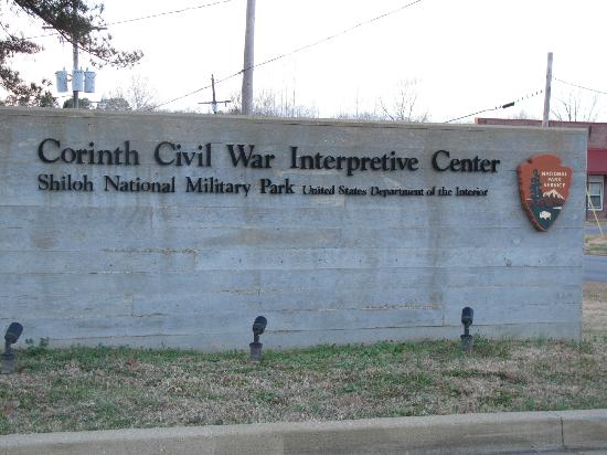 ‪Corinth Civil War Interpretive Center‬