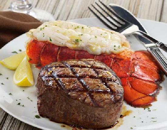 Atmosfere Restaurant: Steak & Lobster
