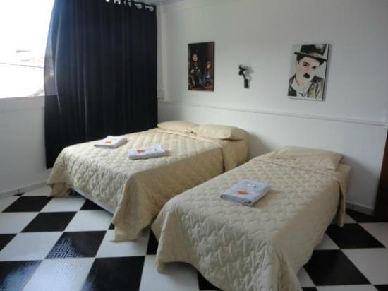 Pousada Charlies Chaplin: Apartamento 7