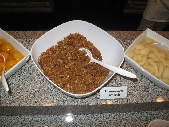 Alta's Rustler Lodge: Homemade Granola