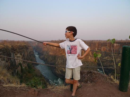The Victoria Falls Hotel: Victoria Falls Gorge