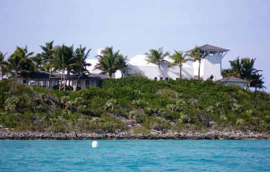 Faith Hill And Tim Mcgraw S House Picture Of Exuma Water