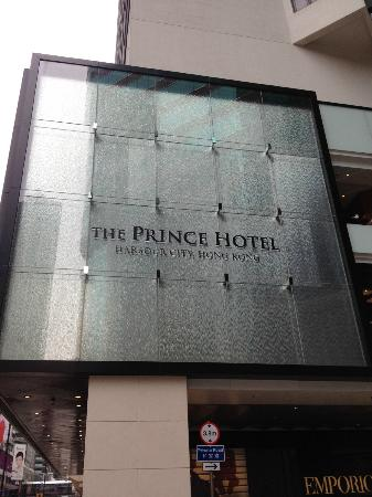 Prince (Marco Polo Hotels): the hotel