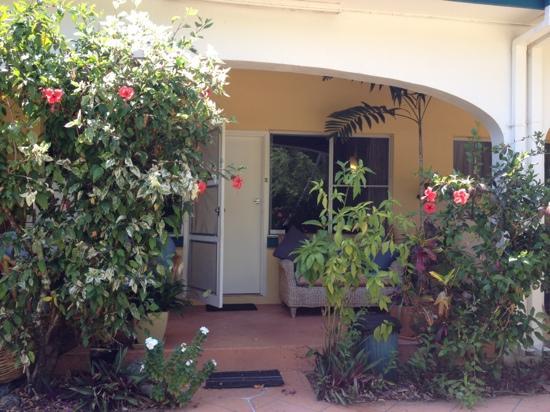 Villa Marine: Villa Garden