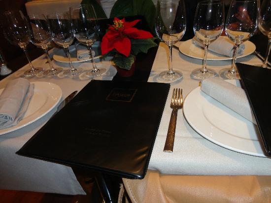 L'Auca Restaurant: elegante