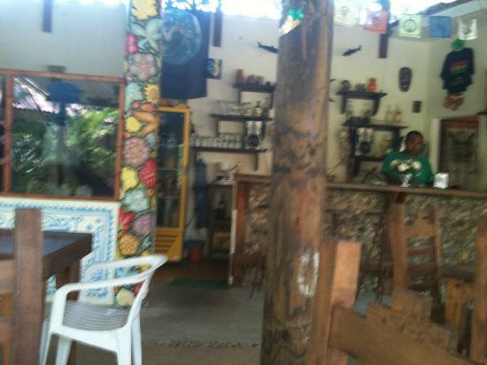 Osa Mariposa Hotelito : El Rey Aquiles