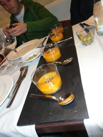 L'Auca Restaurant: antipasto di benvenuto