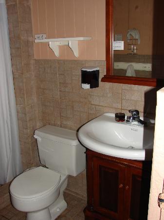 Casa Grande Mountain Retreat: Bathroom