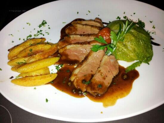 feRUS bar&grill : Ente
