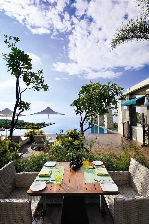 Banyan Tree Ungasan, Bali: Bambu Restaurant