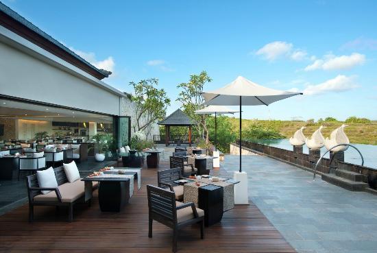 Banyan Tree Ungasan, Bali: Tamarind Restaurant