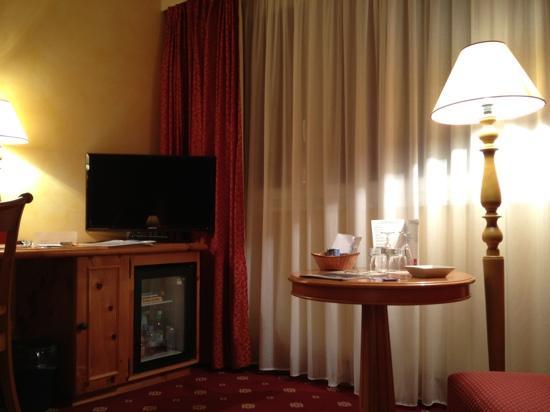 Hotel Edelweiss - Manotel Geneva: スイスらしいインテリア