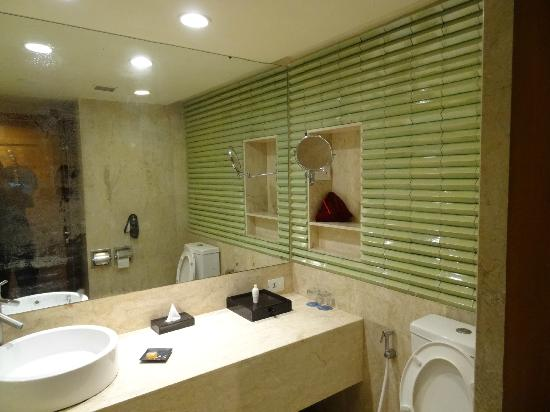 Radisson Blu Resort & Spa Alibaug: Radisson Blu at Alibaug - the bathroom