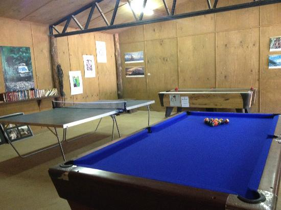 Solothurn Rural Resort: Games Room