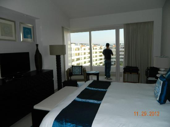 Marival Residences Luxury Resort: our bedroom.